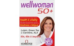 Wellwoman 50+ Tablets Pack of 30