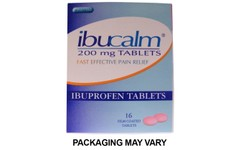 Ibuprofen 200mg Tablets Pack of 16