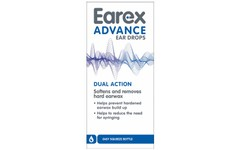 Earex Advance Earwax Removal 12ml