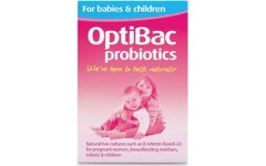 OptiBac Probiotics for Babies & Children Sachets Pack of 30