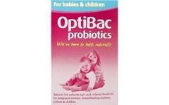 OptiBac Probiotics for Babies & Children Sachets Pack of 10