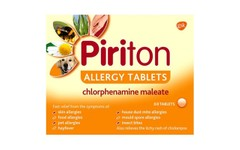Piriton Allergy Tablets Pack of 60 x 6