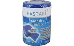 Fastaid Cohesive Bandage 7.5cm x 4.5m