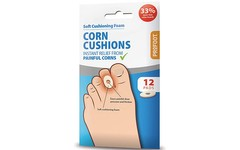 Profoot Corn Cushion Pads Pack of 12