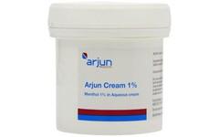 Arjun Aqueous Cream 1% 100g