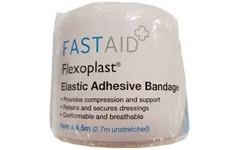 Fastaid Flexoplast Elastic Adhesive Bandage 5cm x 4.5m