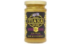 Tiana Enzyme Activity 10+ Raw Active Wild Flower Honey 250g