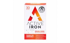 Active Iron Capsules Pack of 30
