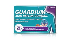 Guardium Acid Reflux Control Tablets Pack of 14