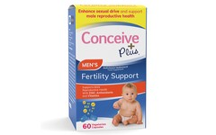 Conceive Plus Men's Fertility Support Capsules Pack of 60