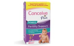 Conceive Plus Women's Fertility Support Capsules Pack of 60