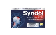 Syndol Tablets Pack of 30