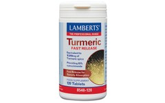 Lamberts Turmeric Fast Release Tablets Pack of 120