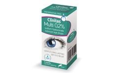 Clinitas Multi 0.2% Eye Drops 10ml