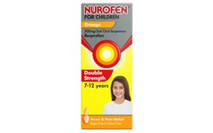 Nurofen for Children Double Strength Oral Suspension Orange 100ml