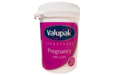 Valupak Pregnancy Tablets Pack of 30