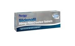 Perrigo Sildenafil Tablets Pack of 8
