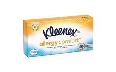 Kleenex Allergy Comfort Tissues Pack of 50