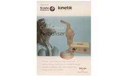 Kinetik Wellbeing Compressor Nebuliser