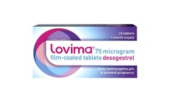 Lovima Daily Contraceptive Tablets Pack of 28