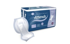 Attends Contours Regular 10 Pads Pack of 21