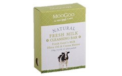 MooGoo Fresh Milk Goat's Milk Cleansing Bar 130g