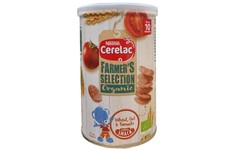 Cerelac Farmers Selection Organic Tomato Cereal Snack 35g