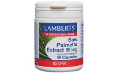 Lamberts Saw Palmetto Extract 160mg Pack of 60