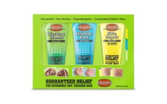 O'Keeffe's Working Hands/Healthy Feet/Skin Repair Gift Set