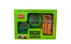 O'Keeffe's Working Hands/Lip Repair Gift Set