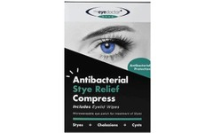 The Eye Doctor Antibacterial Stye Relief Compress