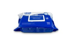 Clinell Antimicrobial Wipes Pack of 100