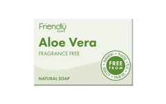 Friendly Soap Aloe Vera Soap 95g