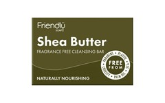 Friendly Soap Shea Butter Cleansing Bar 95g