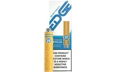 EDGE Cartomiser Refills 12mg British Tobacco Flavour Pack of 3
