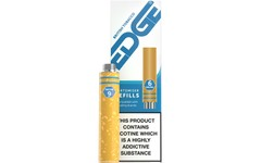 EDGE Cartomiser Refills 6mg British Tobacco Flavour Pack of 3