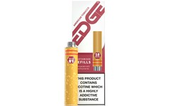 EDGE Cartomiser Refills 18mg American Tobacco Flavour Pack of 3