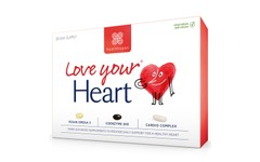 Healthspan Love Your Heart 28 Day Supply