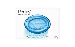 Pears Transparent Soap Mint Extracts 125mg