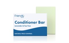 Friendly Soap Lavender & Tea Tree Conditioner Bar 90g