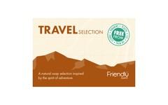 Friendly Soap Travel Selection Gift Set