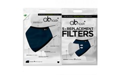AB Mask Reusable Antibacterial Face Mask & 5 Replacement Filters
