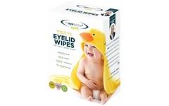 The Eye Doctor Baby Sensitive Eyelid Wipes Pack of 20
