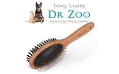 Dr Zoo Bamboo Grooming Brush