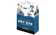 The Eye Doctor Hot & Cold Antibacterial Dry Eye Compress