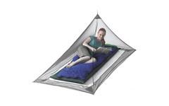 Pyramid Premium Wedge Mosquito Net Single