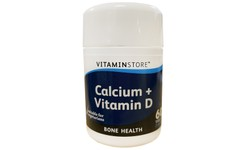 Vitamin Store Calcium + Vitamin D Tablets Pack of 60