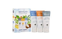 MooGoo Happy Hands Moisturising Minis Pack