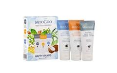 MooGoo Happy Hands Moisturising Minis Pack