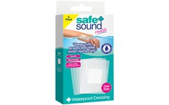 Safe & Sound Waterproof Dressings Pack of 5